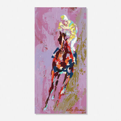LeRoy Neiman, 'Untitled', 1962