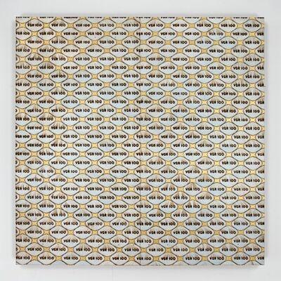 Tom Sachs, 'Viagra Gold', 2010
