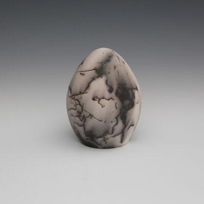 Danucha Brikshavana, 'Horse Hair Raku Egg', 2019