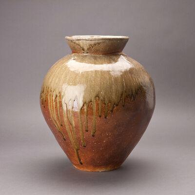 Jan Kollwitz, 'Echizen otsubo (Large jar in 16th Century Echizen style)', 2014