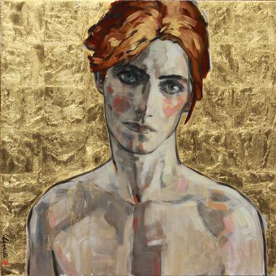Rebecca Leveille, 'My David Bowie', 2017