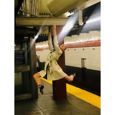 Greta Watson, 'Subway Ballerina ', 2019