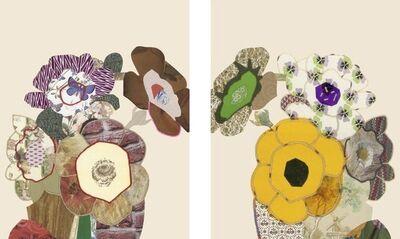 Georgie Hopton, 'Back Garden and Front Garden', 2012