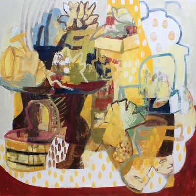 Peggy Murphy, 'Spotted Table', 2019