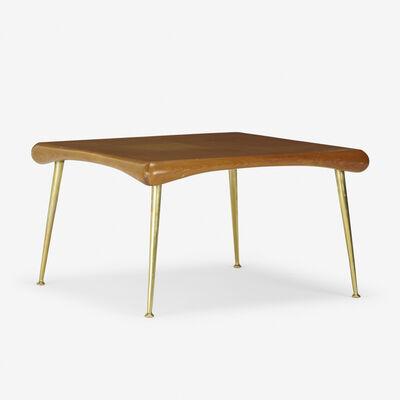 T.H. Robsjohn-Gibbings, 'occasional table, model 1750', 1954