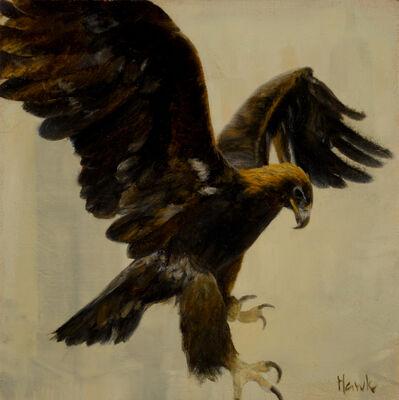 Dana Hawk, 'City Eagle', 2018