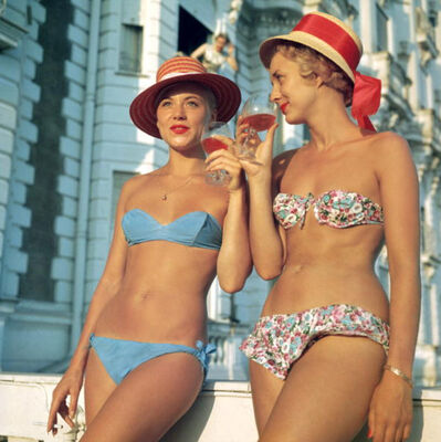 Slim Aarons, 'Sundowners', 1958