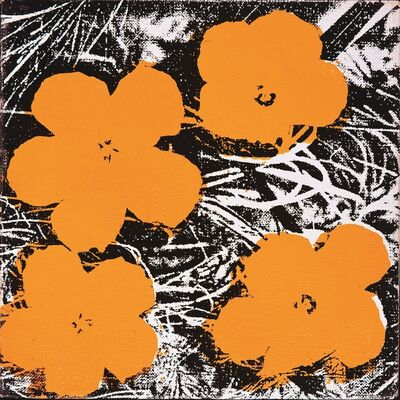 Andy Warhol, 'Flowers', 1965