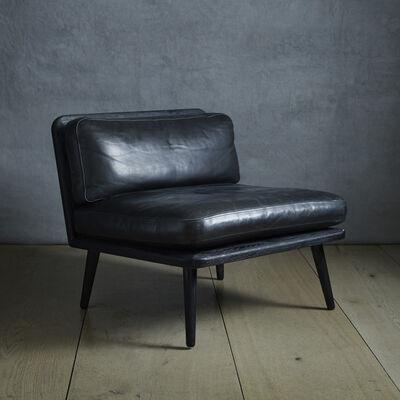 SPACE Copenhagen, 'Spine lounge chairs, pair'