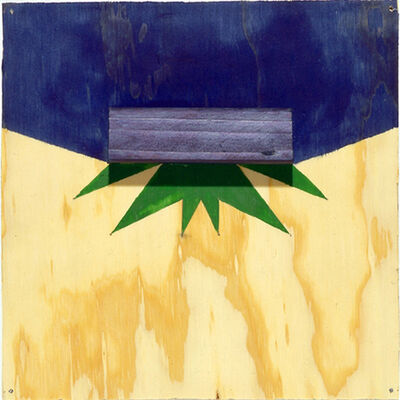 Richard Tuttle, 'Two With Any To #1', 1999