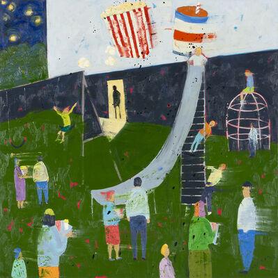 Lindy Chambers, 'Intermission', 2020