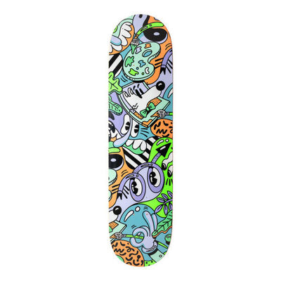Steven Harrington, 'Anxiety Skate Deck', 2018