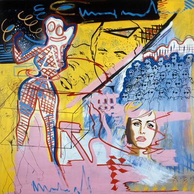 Memphis Schulze, 'Der Sinn des Lebens', 1984