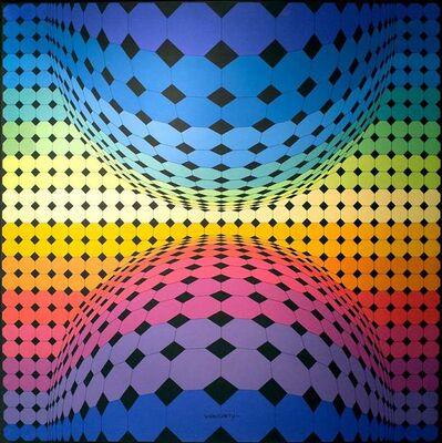 Victor Vasarely, 'Kartchou', 1976