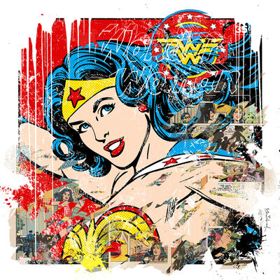 Mr. Brainwash, 'Shero', 2020