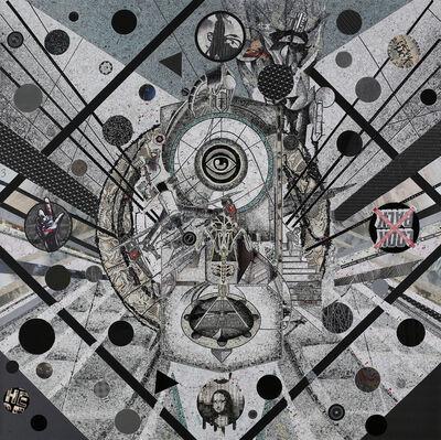 Ye Hongxing, 'Supernovas No.5', 2020