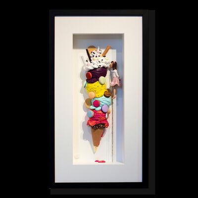 Kunst met een R, 'We love ice cream 7 ', 2020