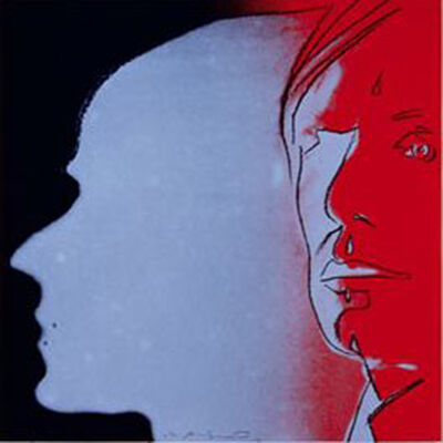 Andy Warhol, 'The Shadow (F&S IIB. 267)', 1981