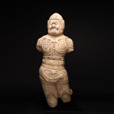 Tang Dynasty, 'Tang Marble Bust of Lokapala ', Tang Dynasty, c. 618 , 907 A.D.