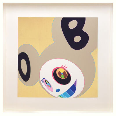 Takashi Murakami, 'And Then Gold', 2005