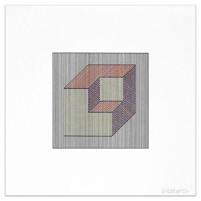 Sol LeWitt, 'Plate #15', 1984