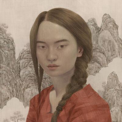Lu Cong, 'Ms. Jay #1', 2017