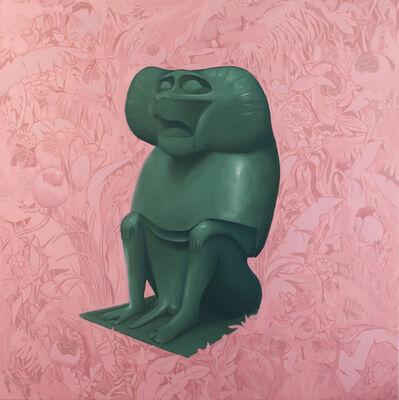 Sahar Zukerman, 'Babi (Everpink)', 2018