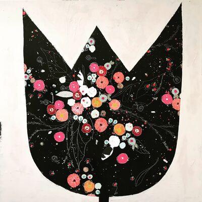 MARIE NAJERA, 'Black Tulip', ca. 2018