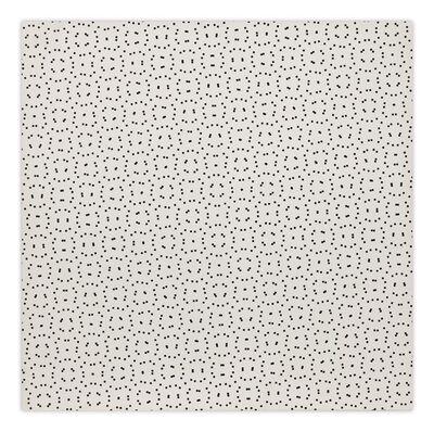 François Morellet, '2 trames de petits carrés -9° +9°,', 1974