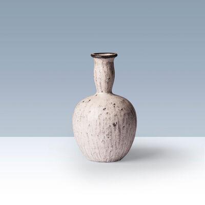 Svend Hammershøi, 'Round earthenware vase with neck', 1926-1939