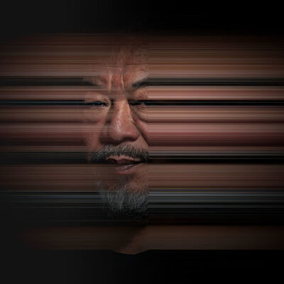 Gavin Evans, 'Ai Wei Wei', 2019