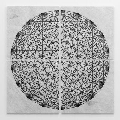 Hamra Abbas, 'Construction Drawing 3, 2019', 2019