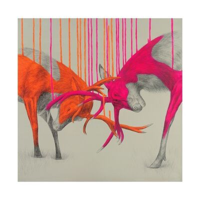 Louise McNaught, 'Wild Times', 2020