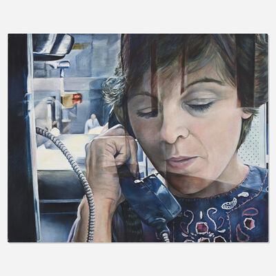 Joan Semmel, 'Portrait of Rosemary', 1977