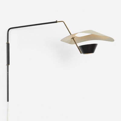 Disderot, 'Cerf Volant adjustable wall light', c. 1983