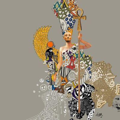 Hossam Dirar, 'Untitled', 2020