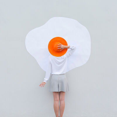 Anna Devis + Daniel Rueda, 'Egg-cellent ', 2017