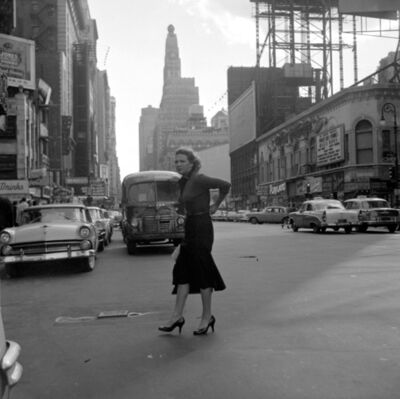 Vivian Maier, 'VM1956W03427 – New York, NY, 1956 Woman in Street', 2015-2017