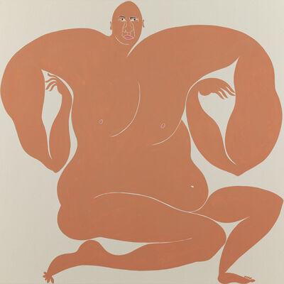 Giovanni Garcia-Fenech, 'Self-portrait X', 2012
