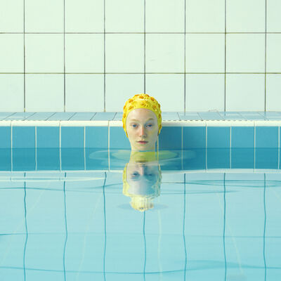 Maria Svarbova, 'Yellow Cap', 2018
