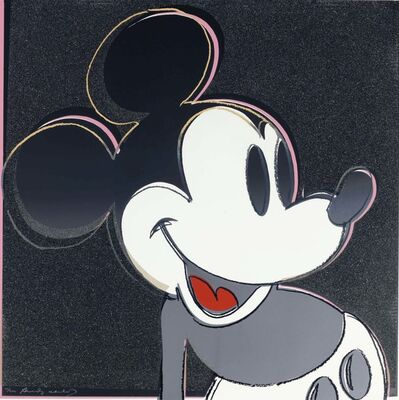 Andy Warhol, 'Mickey Mouse II.265', 1981