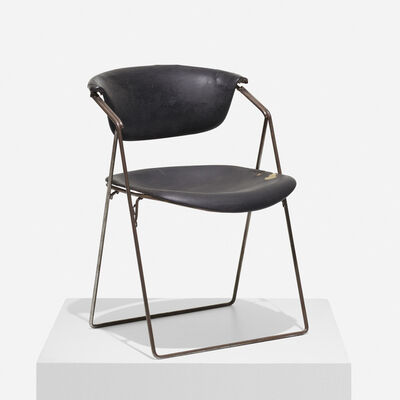 Hugh Acton, 'Early Acton Stacker chair model', 1962