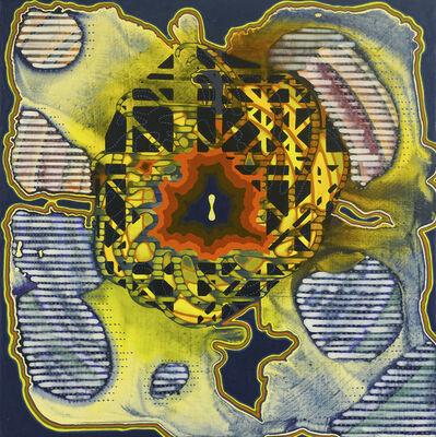 Sarah Walker (b.1963), 'Interpoint', 2016