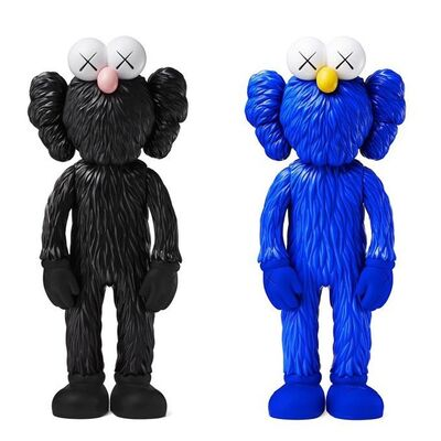 KAWS, 'BFF or Companion set of 2', 2017