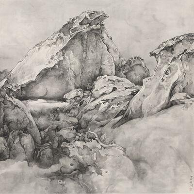 Tai Xiangzhou 泰祥洲, 'The Edge of the Planet Ⅱ', 2013