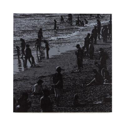 Wayne Gonzales, 'Beach', 2020