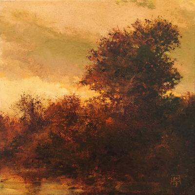 Shawn Krueger, 'Evening (Ode to F. W. Kost)', 2019