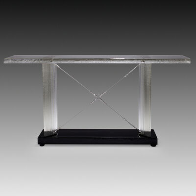 John Lewis, 'Tension console table, California', 2007