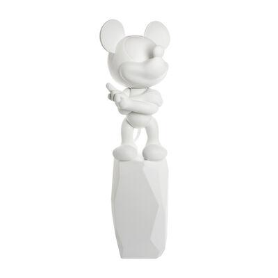Leblon Delienne, 'Mickey Rock by Arik Levy - Medium Size White', 2018