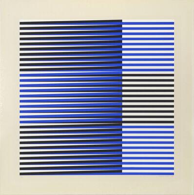 Carlos Cruz-Diez, 'Couleur Additive – Colour Addition', 1970-1971